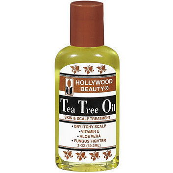Hollywood Beauty Tea Tree Oil Skin and Scalp Treatment