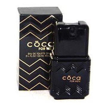 Cofci Coca By Cofci For Men. Eau De Toilette Spray 3.3-Ounces