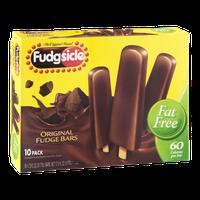 Fudgsicle Original Fudge Bars Fat Free - 10 CT