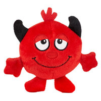 Grreat ChoiceA Devil Ball Body Dog Toy