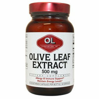 Olympian Labs Olive Leaf Extract 500 mg 60 capsules