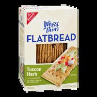 Nabisco Wheat Thins Flatbread Tuscan Herb Crackers