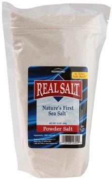 Redmond RealSalt Nature's First Sea Salt Powder Salt Pouch 1 lb