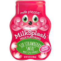 Milk Splash Strawberry Swirl 1.62 oz