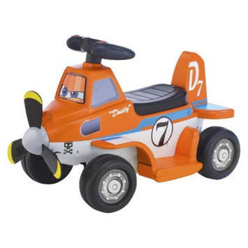 Pacific Cycle Disney Planes Fire and Rescue Dusty 6V Quad Ride-On