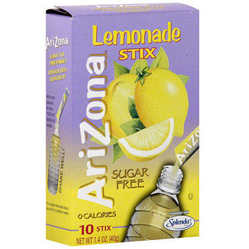AriZona Iced Tea Sticks  Lemonade