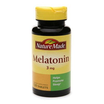 Nature Made Melatonin 3 mg