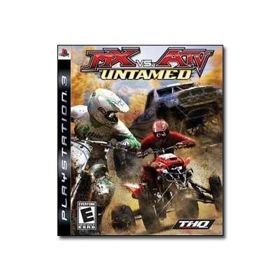 MX vs. ATV Untamed (PlayStation 3)