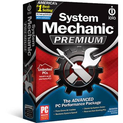 iolo Technologies IOLO System Mechanic Premium DVD