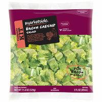 Placeholder Marketside Bacon Caesar Salad Complete Kit
