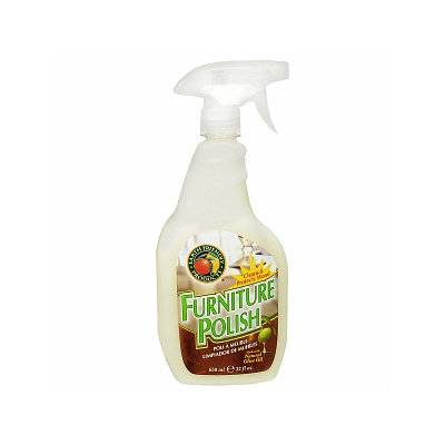 Earth Friendly Products Furniture Polish with Natural Olive Oil