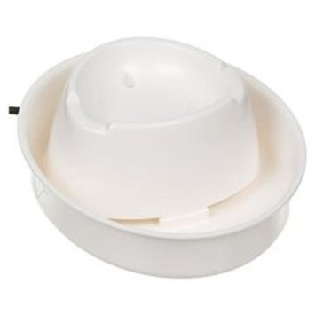 Petco White Automatic Cat Water Fountain