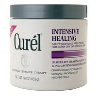 Curel Intensive Healing Cream for Extra-Dry or Sensitive Skin