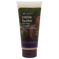 Boots Extracts Body Wash, Cocoa Butter, 6.7 fl oz