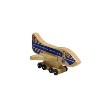 Holgate HZ635 Air Force One Wooden Toy