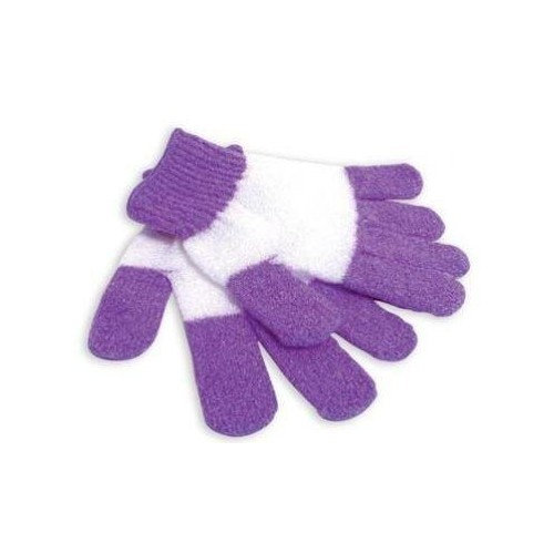 The Storage Store Evriholder Assorted Spa Splendour Exfoliating Gloves