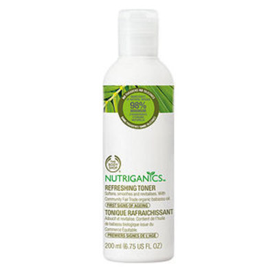 THE BODY SHOP® Nutriganics™ Refreshing Toner