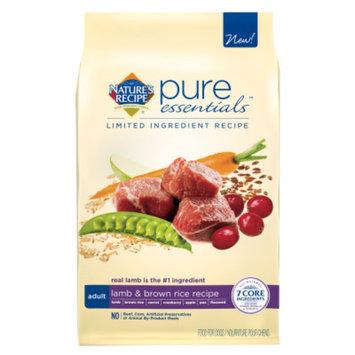 Nature's RecipeA Pure Essentials Adult Dog Food