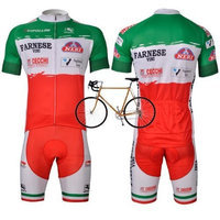 2012 Style FARNESE cycling jersey Set short-sleeved jersey /Perspiration breathable
