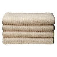 Design Imports India Microfiber Dish Towel Set of 4 - Natural