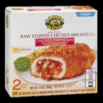 Barber Foods Chicken Parmesan - 2 CT