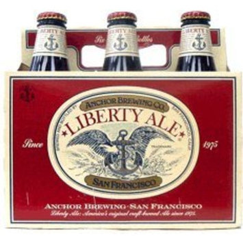 Anchor Brewing Liberty Ale 12 OZ