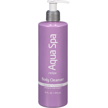 AQUA SPA Aqua Spa Lavender + Chamomile Relax Body Cleanser, 12 fl oz