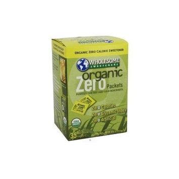 Wholesome Sweeteners, Organic Zero, 6.2 OZ (Pack of 6)