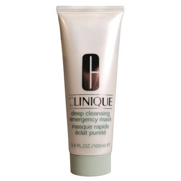 Clinique Deep Cleansing Emergency Mask 3.4oz / 100ml