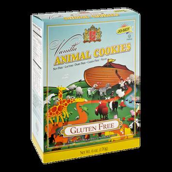 Jo-Sef Gluten Free Vanilla Animal Crackers