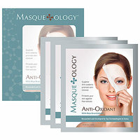 Masque*ology Anti-Oxidant Masque With Rice Bran Extract 3 Masks x 1.06 oz