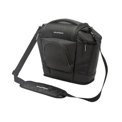 Monoprice SLR and Accessories Large Camera Bag - Black