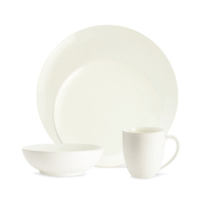 Noritake Dinnerware, Colorwave White 16 Piece Set