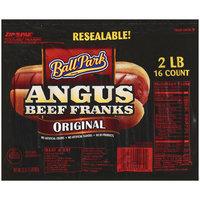 Ball Park Angus Beef Original Franks, 16ct