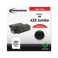 INNOVERA Innovera Remanufactured Q5942X 42XJ Laser Toner IVR5942UJ
