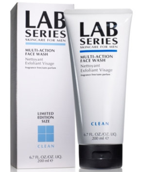 Lab Series Skincare for Men Multi-Action Face Wash, 6.7 oz