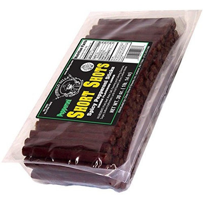 Buffalo Bills Premium Snacks Buffalo Bills Pepperoni Short Shots (120 beef and pork 3.5