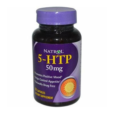 Natrol 5-HTP 50 mg 60 Capsules
