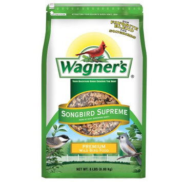 Wagner's Wildlife Food 8 lb. Songbird Supreme Wild Bird Food 62042
