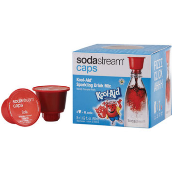 Sodastream SodaStream Caps Kool Aid Sparkling Drink Mix Variety Pack