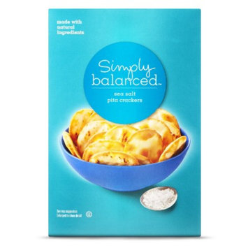 Simply Balanced Pita Original 5oz