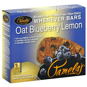 Pamela's Products Oat Blueberry Lemon Whenever Bars