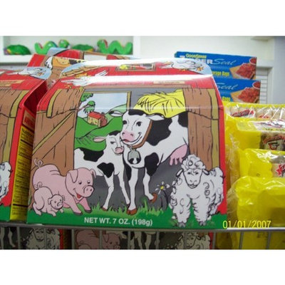 Quaker Hill Farms Animal Crackers