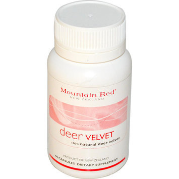 Allimax Nutraceuticals Mountain Red Deer Velvet - 60 Capsules