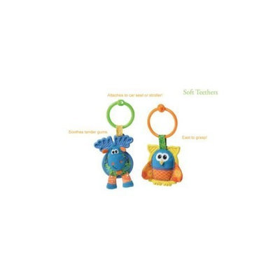 Infant Soft Teether - Owl or Moose