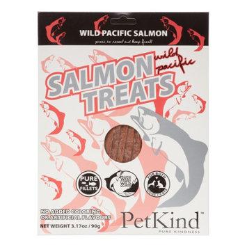 PetKind Dog Treats Wild Pacific Salmon 3.17 oz