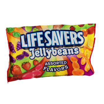 Life Savers Candy Jellybeans Assorted Flavors