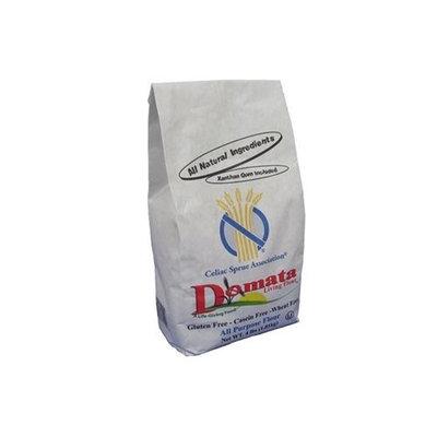 Domata Flour Domata Gluten Free All-Purpose Flour, 25 lb Bag