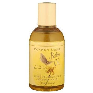 Common Sense Farm Baby Oil 3.4 oz.