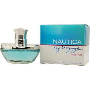 Nautica My Voyage By Nautica For Women, Eau De Parfum Spray, 1.7-Ounce Bottle